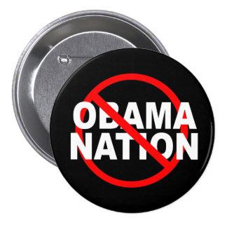 NO ObamaNation button