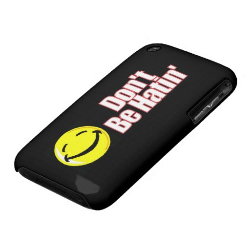 No odie iPhone 3 protectores