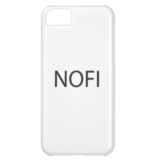 No Offence Intended ai iPhone 5C Cover