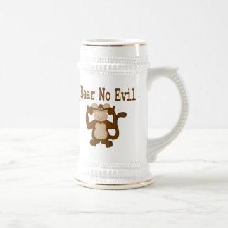 No oiga a ningún Stein malvado Tazas De Café