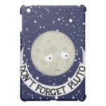 No olvide Plutón