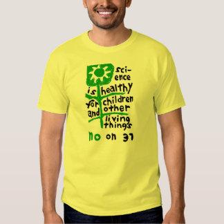 No on 37 T-Shirt