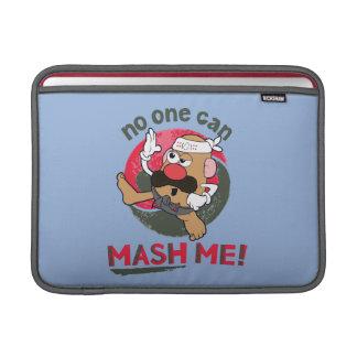 No One Can Mash Me! MacBook Sleeves