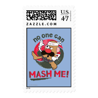 No One Can Mash Me! Postage