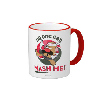 No One Can Mash Me! Ringer Mug