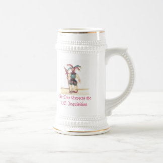 No One Expects the US Inquisition 18 Oz Beer Stein