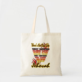 No One Like Jehovah 2 Tote Bag