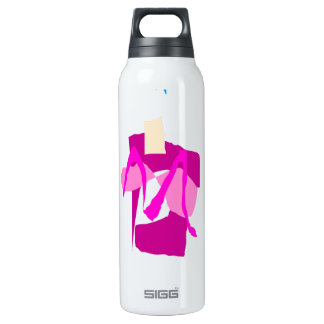 No One 16 Oz Insulated SIGG Thermos Water Bottle