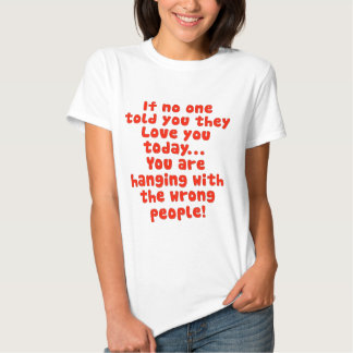 no one told you funny recovery tee shirt