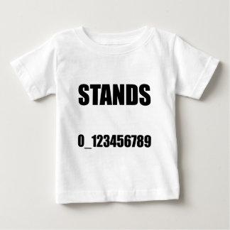 No One Under Stands Tee Shirt