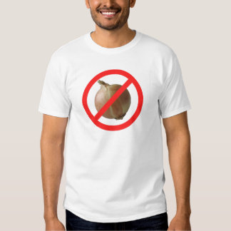 No Onion T-shirt