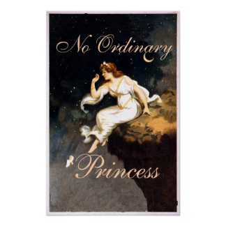 No Ordinary Princess Poster