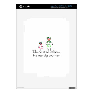 No Other Big Brother Decals For iPad 3