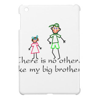 No Other Big Brother iPad Mini Covers
