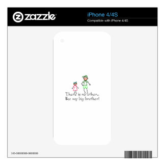 No Other Big Brother iPhone 4 Skin