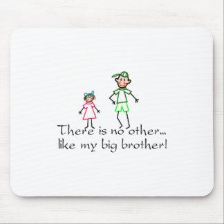 No Other Big Brother Mouse Pad