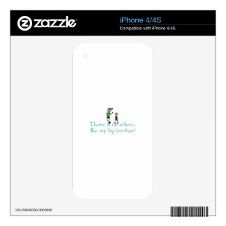 No Other Big Brother Skins For iPhone 4S