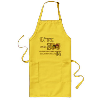 No Other Woman Can Light My Fire Like You™ Apron