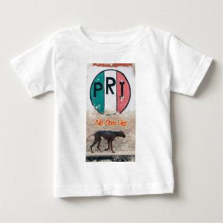 No Otra Vez PRI Baby T-Shirt