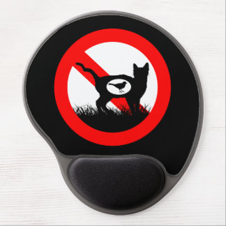No Outdoor Cats Gel Mouse Pad