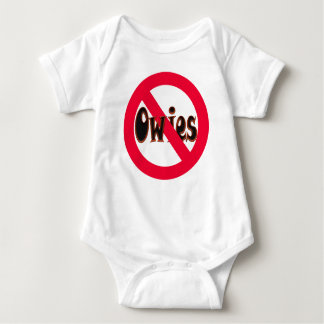 No Owies Toddler Shirt Bodysuit