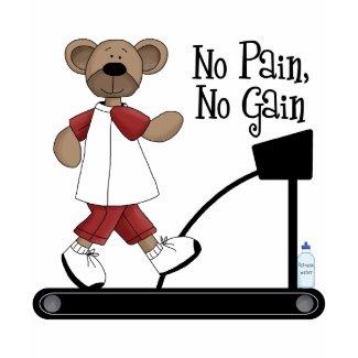 No Pain No Gain T-Shirt shirt