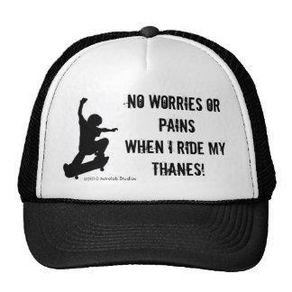 No Pain Thanes Trucker Hat