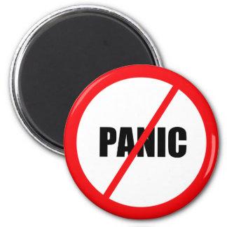 No Panic Magnet