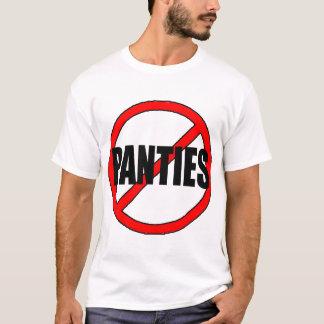 No Panties -- T-Shirt