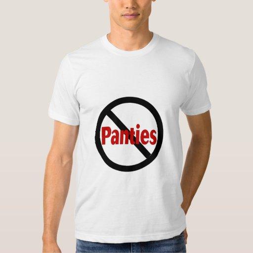 No panties tshirt zazzle for T shirt and panties