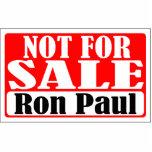 No para la escultura de la foto de Ron Paul de la  Esculturas Fotográficas
