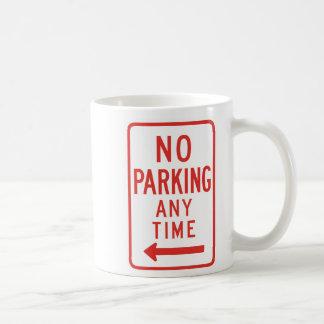 No Parking (Left) Coffee Mug