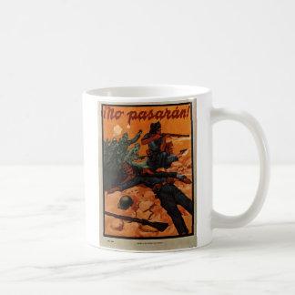 No pasaran! mug