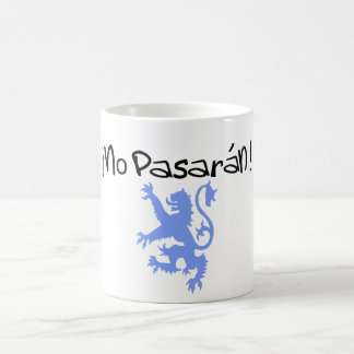 No Pasaran Scottish Independence Mug