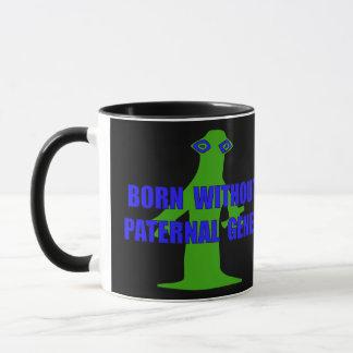 No Paternal Genes Mug
