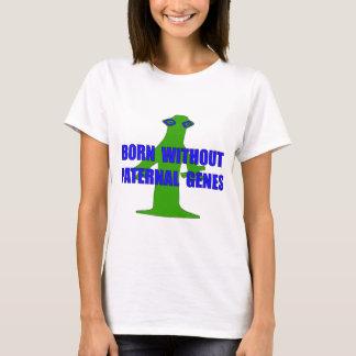 No Paternal Genes T-Shirt