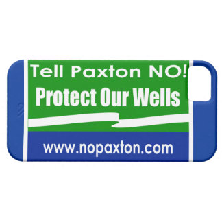 No Paxton Iphone 5 Case