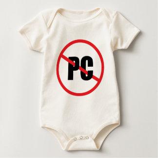No PC Baby Bodysuit