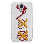 No Peace No Love Just Baseball Samsung Galaxy S4 Covers