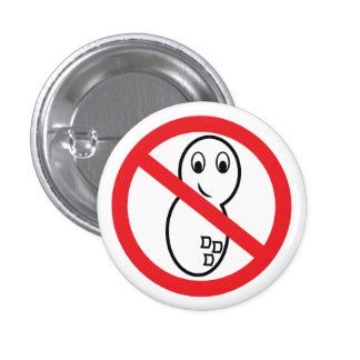 No Peanuts Button