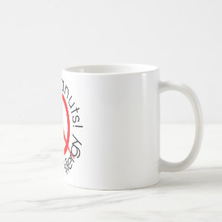 No Peanuts Peanut Allergy Designs Coffee Mug