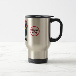 No Pebble Mug
