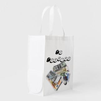 No Peeking Reusable Bag Grocery Bag