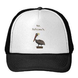 No Pelican t Trucker Hat
