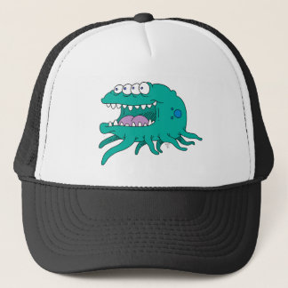 No Pepperoni before bedtime. Trucker Hat