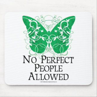 No Perfect People Allowed Mouse Pad