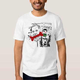 No persiga a ningún Assad Remeras