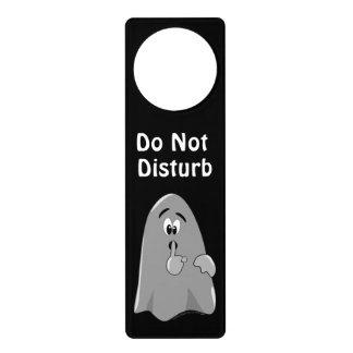No perturbe la muestra linda de la suspensión de p colgador para puerta