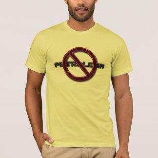 NO PETROLEUM t-shirt