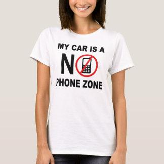 No Phone Zone Ladies Tee